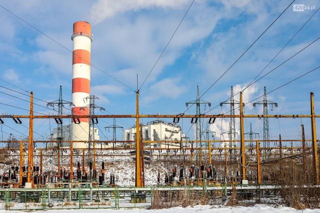 Elektrociepłownia Pomorzany PGE w Szczecinie