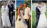 Takie były ślubne kreacje żon polskich skoczków narciarskich [zdjęcia]