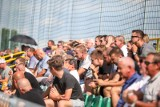 Węgrzcanka - Wiślanie. Kibice na stadionie w Podłężu [ZDJĘCIA]