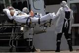 Pandemia w Brazylii nie odpuszcza. Chorzy duszą się z braku tlenu