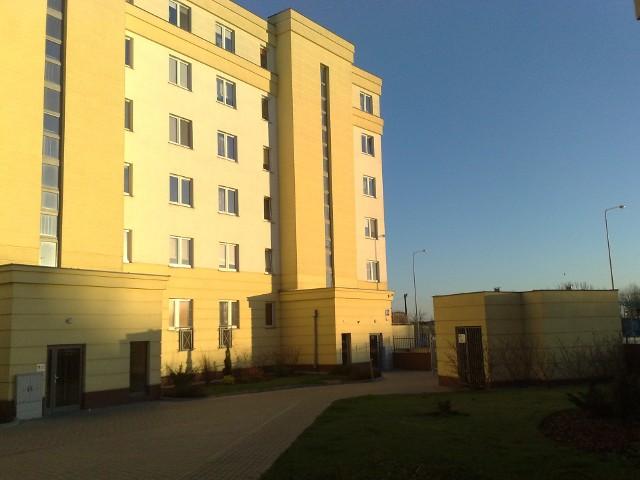 Budynek mieszkalny w WarszawieBudownictwo mieszkaniowe: dobre wyniki po I kwartale 2011