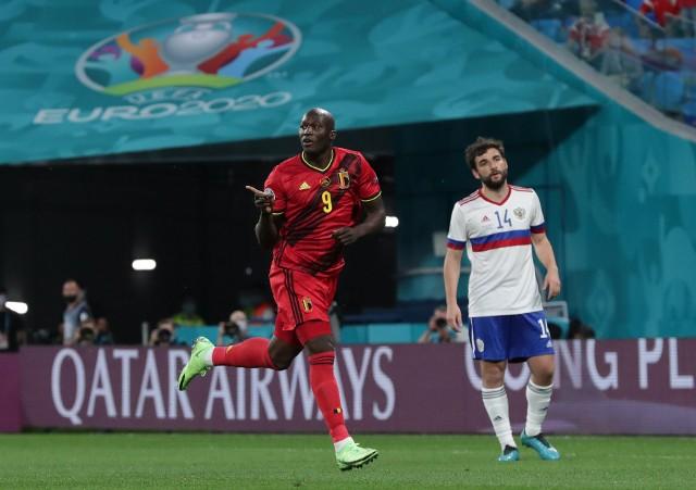 Euro 2020: Belgia - Rosja 3:0