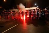 Strajk Kobiet w Warszawie. Zatrzymano 6 osób. Dwóch policjantów trafiło do szpitala