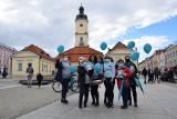 Białostoczanki otrzymały zaproszenia na badania ginekologiczne. Tak obchodzono Światowy Dzień Świadomości Raka Jajnika (zdjęcia)
