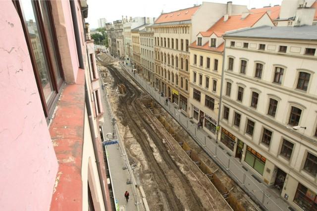 Remont ulicy Krupniczej