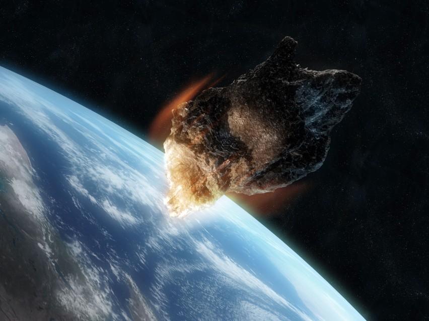 Asteroida Apollo zmierza w kierunku Ziemi i minie ja 25...