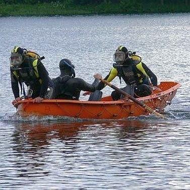25 latek pływał w miejscowości Zaminowo w gm. Dziadkowice.