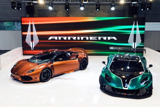 Arrienra Hussarya GT3 to jedyny profesjonalny samochód wyścigowy zaprojektowany w Polsce, w rekordowym czasie trafił na tory wyścigowe.