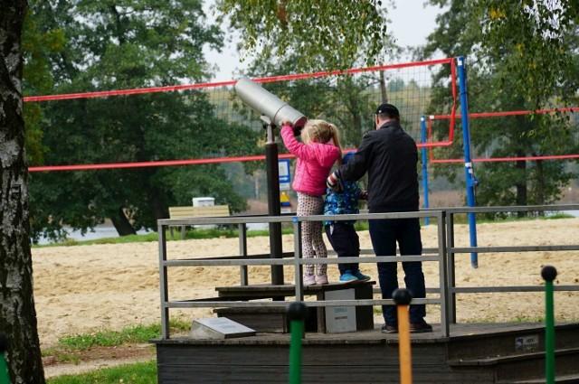 Na plaży Malibu nawet jesienią najmłodsi mieszkańcy Poznania nie będą się nudzić. Czeka tu na nich sporo atrakcji