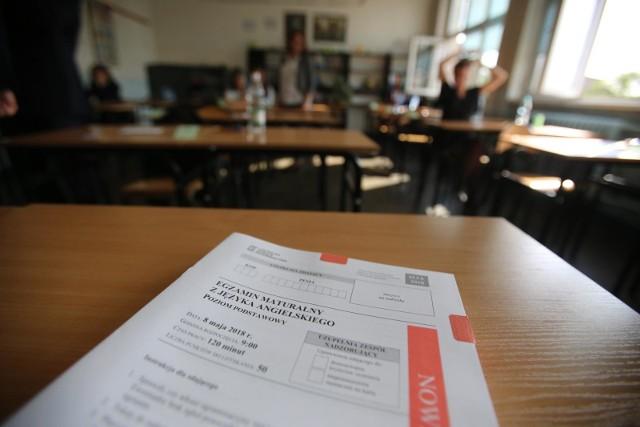 Egzamin z języka angielskiego odbędzie się 10.06.2020 (środa)