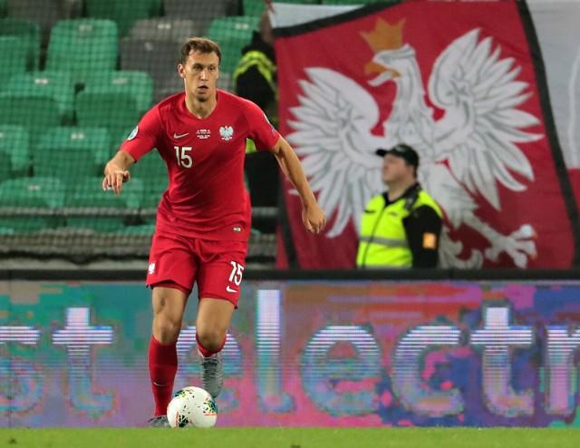 Krystian Bielik nie zagra na Euro 2020.