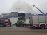 Iglotex po tragicznym pożarze będzie odbudowany. Prawie 700 osób znajdzie pracę w zakładzie w Skórczu