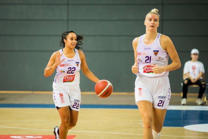 Polskie Przetwory Basket 25 Bydgoszcz z porażką na inaugurację EuroCup