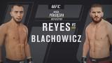 Jan Błachowicz vs Dominick Reyes w grze UFC 4. O mistrzowskim pasie przesądził ciężki nokaut w końcówce! [WIDEO]