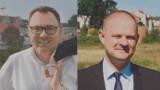 Wybory samorządowe 2018. Sebastian Dadaczyński i Jacek Pauli. Kiedyś współpracownicy, a dziś rywale o fotel burmistrza Skarszew