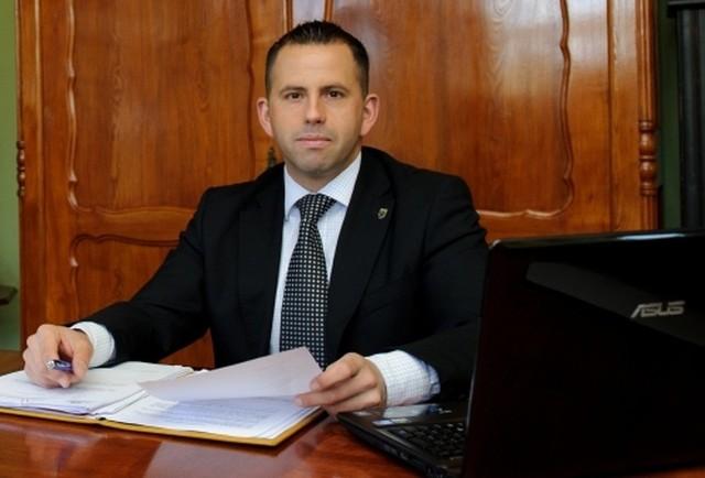Igor Bandrowicz, burmistrz Prusic