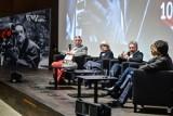 """Festiwal """"Według Wajdy"""" w ECS. Spotkanie z Ewą Braun i Allanem Starskim [ZDJĘCIA, WIDEO]"""