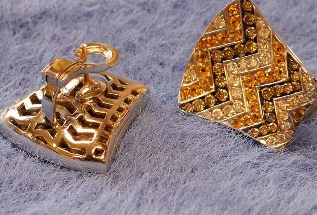 Licytacja złotej i platynowej biżuterii w Katowicach.Zobacz kolejne zdjęcia. Przesuwaj zdjęcia w prawo - naciśnij strzałkę lub przycisk NASTĘPNE