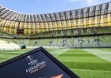 Przygotowania do finału Ligi Europy w Gdańsku. Jak zmienia się przygotowywana na to wielkie wydarzenie Arena Gdańsk ZDJĘCIA
