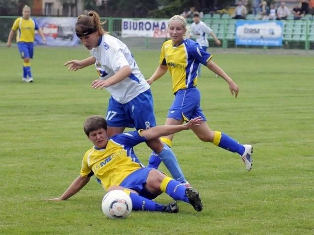 wygrał pierwszy mecz w rozgrywkach ekstraklasy.