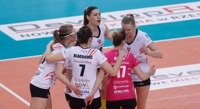 Developres Rzeszów zagra w finale Pucharu Polski po raz drugi.