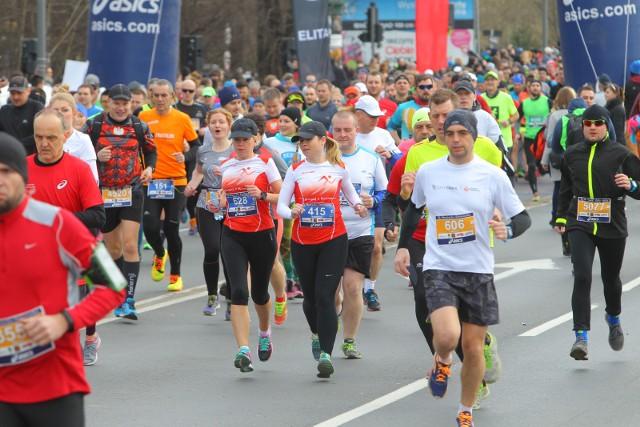 Recordowa Dziesiątka od wielu już lat jest uznawana przez biegaczy jako impreza rozpoczynająca sezon biegowy w Polsce