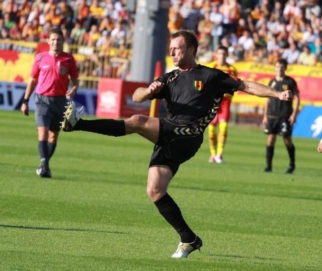 Jacek Markiewicz grał ostatnio w Koronie Kielec