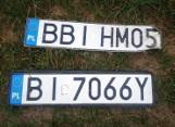 Burza w Białymstoku (1.07.2021). Ulewa zalała ulice, a kierowcy zgubili tablice rejestracyjne. Gdzie można je odzyskać?