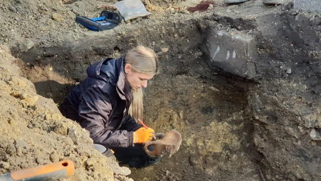 Biuro Poszukiwań i Identyfikacji IPN odkrył szczątki należące do mężczyzny. Prawdopodobnie to osoba, która udzieliła kiedyś pomocy partyzantom.
