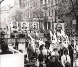 1 maja: Święto Pracy w hasłach starych i nowych ZDJĘCIA