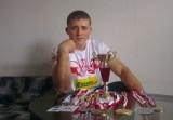 Marek Monachowicz szykuje się do Mistrzostw Polski w armwrestling