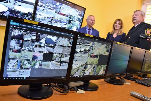 Działający obecnie system monitoringu będzie sukcesywnie rozbudowywany o kolejne kamery