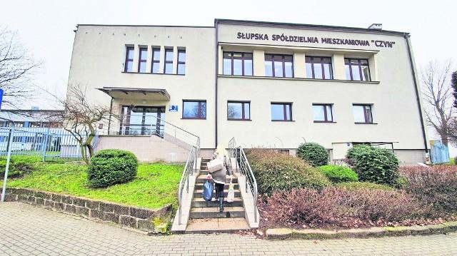 """Spółdzielnia Mieszkaniowa """"Czyn"""" w Słupsku to najstarsza spółdzielnia  mieszkaniowa w mieście, która skupia ponad 6 tysięcy spółdzielców."""