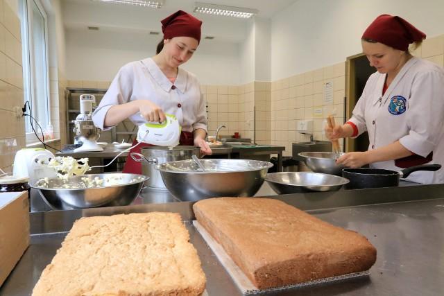 Wolne miejsca są m.in. w Zespole Szkół Gastronomiczno-Hotelarskich w Toruniu