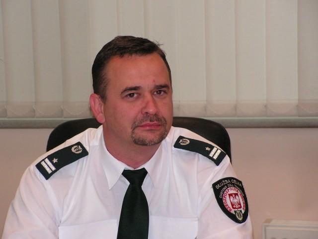 Rafał Kokot, Dyrektor Izby Celnej w Opolu. (fot. archiwum Izby Celnej w Opolu)