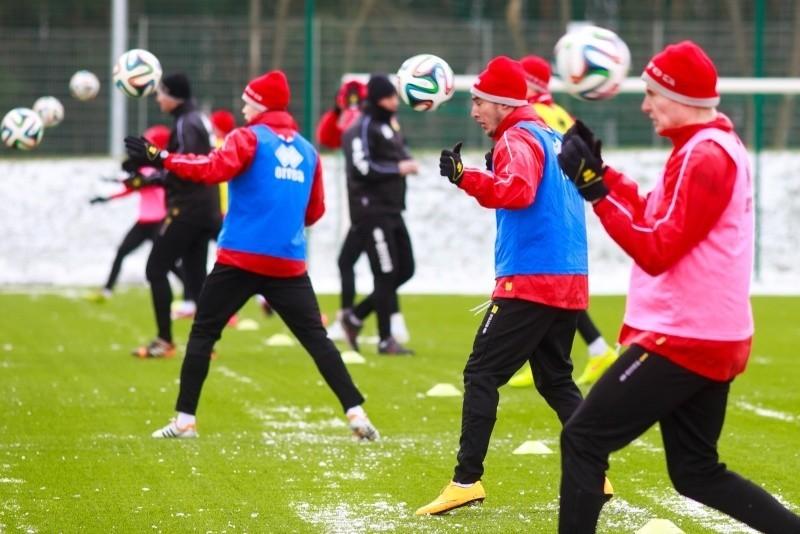 Piłkarze Jagiellonii w poniedziałek wrócili do treningów....