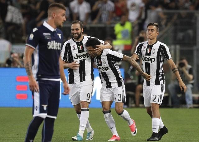 Dani Alves dał prowadzenie, którego Juventus nie wypuścił już z rąk.