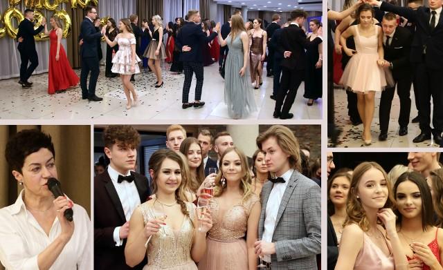 W sali hotelu Rudnik bawili się tegoroczni maturzyści z czterech klas I LO w Grudziądzu. Bal studniówkowy otworzyła i toast wygłosiła dyrektor Aleksandra Majkowska, a do tańca grał bawił DJ BAZZI. To już przedostatnia studniówka w Grudziądzu.