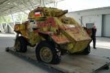 Humber dotarł do pancernego muzeum w Poznaniu - czy mieli go nasi ułani z 15 Pułku?