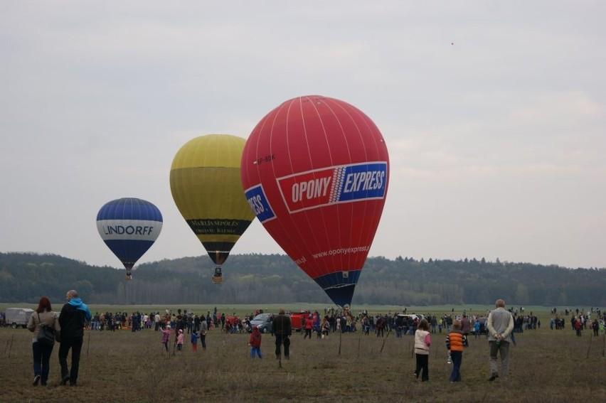 Gmina Grudziądz. Podziwialiśmy loty balonami nad Lisimi Kątami [zdjęcia]