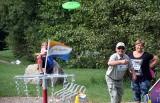 Zawody w disc golfa nad jeziorem Lednik w Miastku (ZDJĘCIA,WYNIKI)