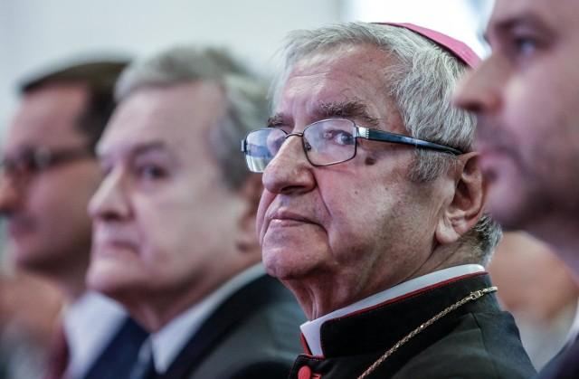 Abp Sławoj Leszek Głódź ukarany przez papieża