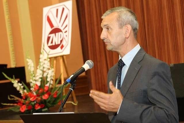 Jednym z gości debaty był Sławomir Broniarz, prezes ZNP