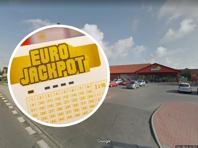 Wygrana III stopnia w Eurojackpot w Pruszczu w powiecie świeckim