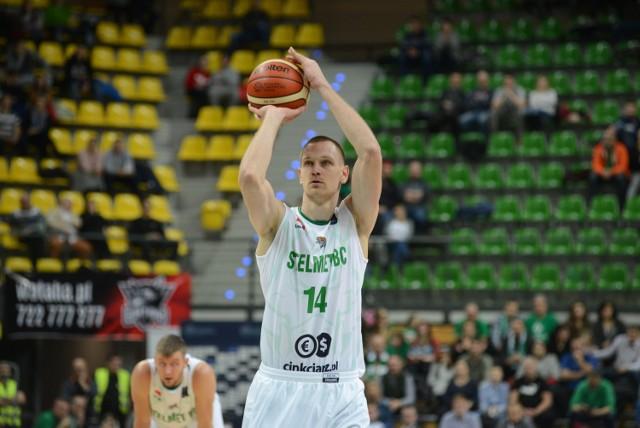 Nie zobaczymy już Igora Zajcewa w koszulce Stelmetu BC Zielona Góra
