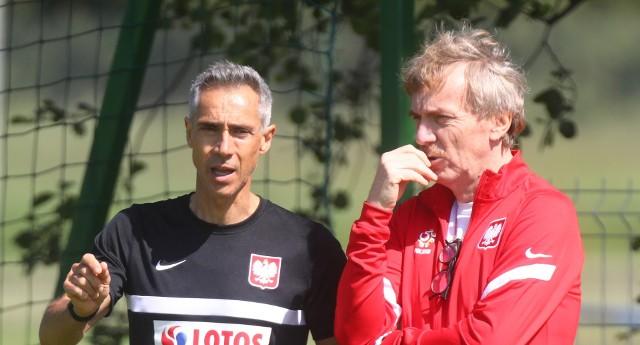 Paulo Sousa w piątek spotkał się z nowym prezesem PZPN, Cezarym Kuleszą. Przed tygodniem przy okazji pobytu w Rzymie rozmawiał przy kawie z poprzednim szefem piłkarskiego związku. Oby te dyskusje przełożyły się na punkty we wszystkich wrześniowych meczach eliminacji MŚ...