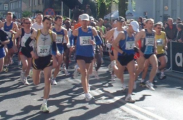 W maratonie wzięło udział 776 zawodników