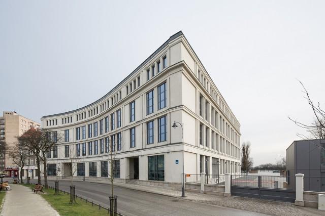 Przebudowa biurowca LPP przy Łąkowej zakończona