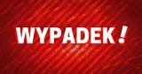 Zderzenie trzech aut na obwodnicy Śremu DW434. Jedna osoba została przewieziona do szpitala w Puszczykowie