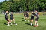 Lechia Gdańsk przygotowuje się do nowego sezonu. Omran Haydary wypadł z gry na trzy miesiące [zdjęcia]